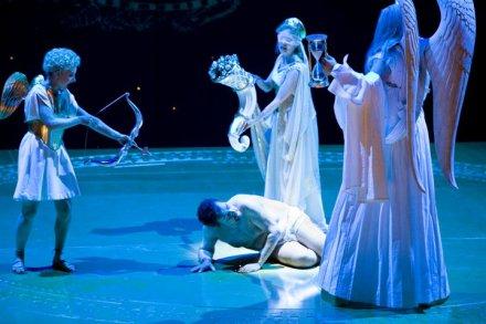 Il Ritorno d'Ulisse in Patria (© Annemie Augustijns)