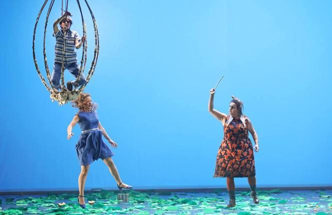 Hänsel und Gretel Theater Bielefeld